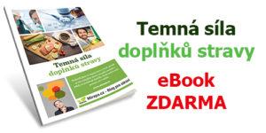 eBook - Temná síla doplňků stravy