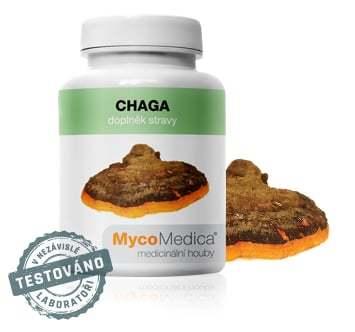 Chaga Mycomedica