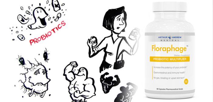 Floraphage - multiplikátor (zmnožovač) prebiotik - VIDEO