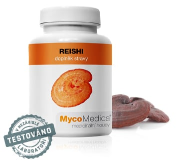 Reishi Mycomedica