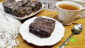 Kokosovo - kakaový dezert