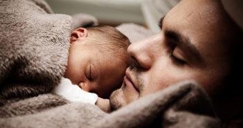 Spánek s dětmi