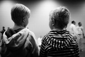 Vliv společného spaní na starší děti