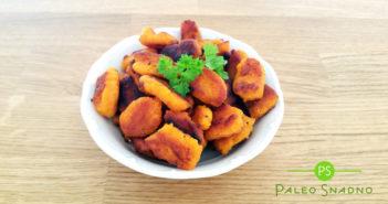 Krokety ze sladkých brambor