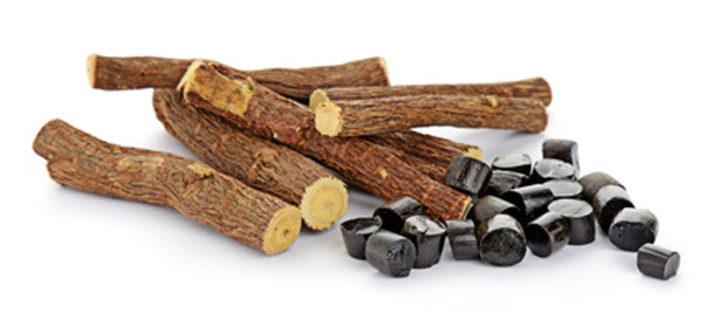 Kořen lékořice - použití při únavě nadledvinek a syndromu děravého střeva