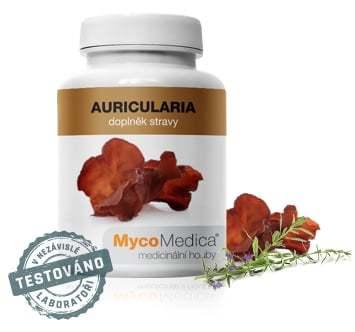 Auricularia Mycomedica