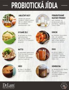 Probiotická jídla