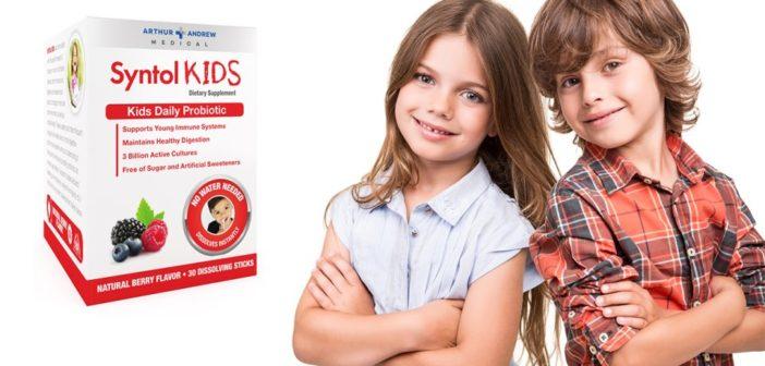Nejčastější dotazy týkající se probiotik pro děti