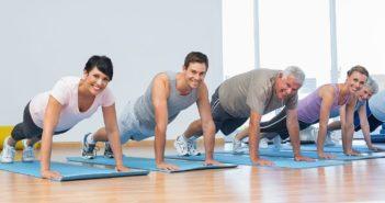 Celoživotní sportovec: Jak trénovat od dvaceti do osmdesáti let