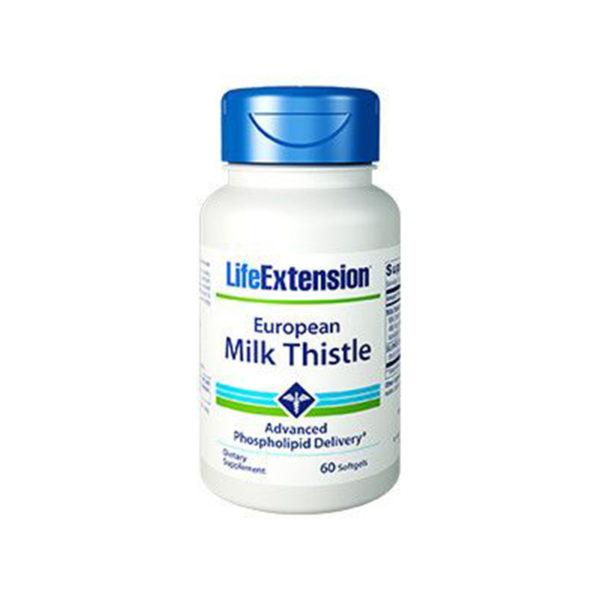 European Milk Thistle - Extrakt z ostropestřce