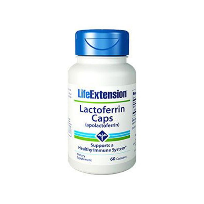 Lactoferrin (apolactoferrin) Caps – Laktoferin