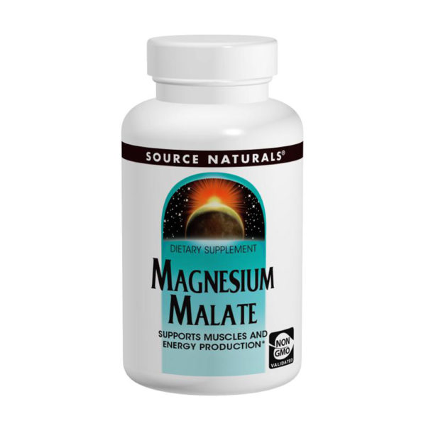 Magnézium malát - Magnesium Malate