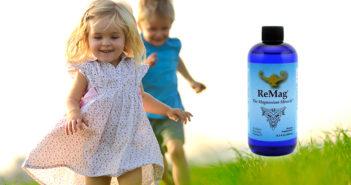 ReMag - Nejlepší hořčík pro děti