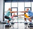 Nové studie o účinku cvičení proti stárnutí