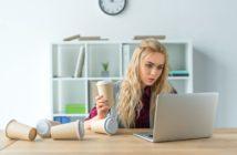 Káva způsobuje chronickou únavu, vylepšení mitochondriálních funkcí je mnohem lepší způsob jak získat energii